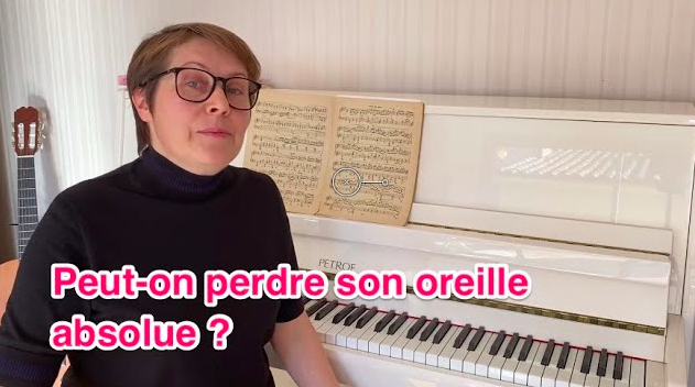 Peut-on perdre son oreille absolue?