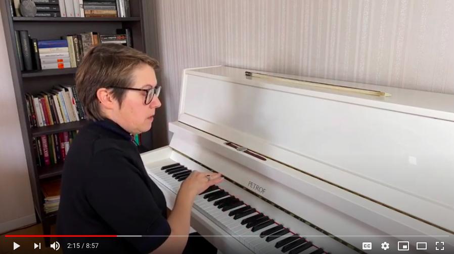 Mémoriser un morceau de musique sans faute